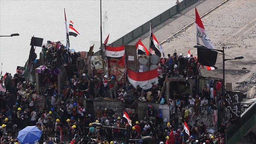 Irak'taki gösterilerin ülkeye maliyeti büyük