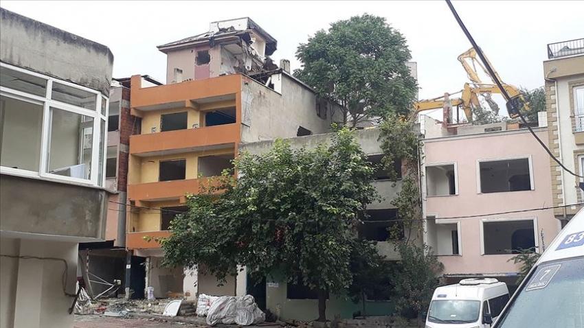 İstanbul riskli yapılardan arındırılıyor