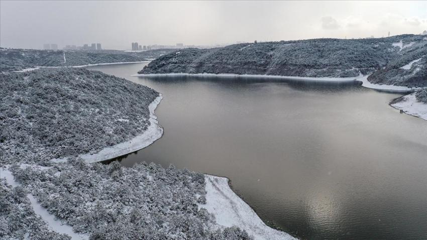 İstanbul'un barajlarındaki doluluk oranları ne?