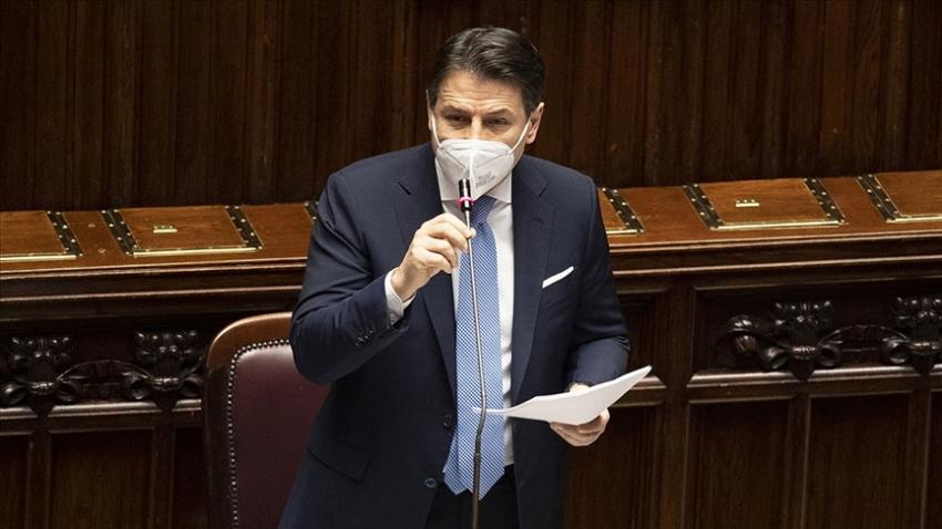 İtalya başbakanı Conte istifa etti