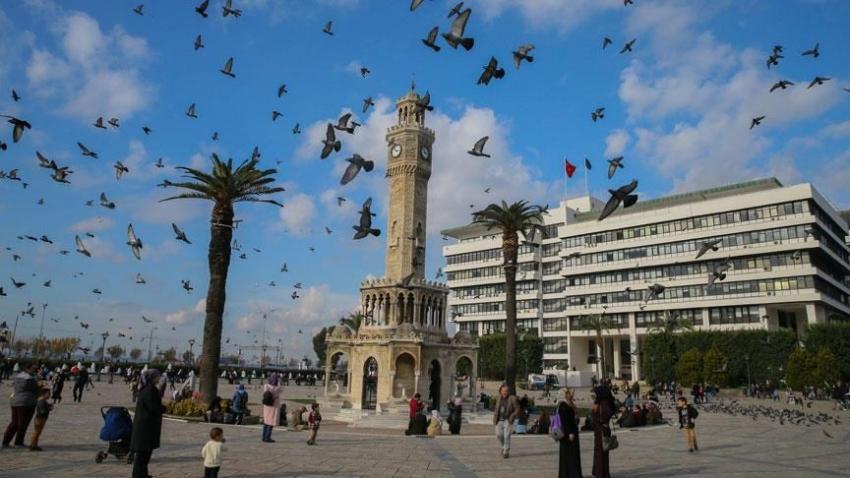 İzmir B.Şehir Bld.binası kullanılmayacak