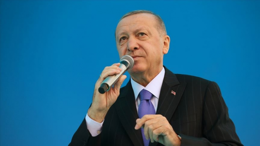 """""""İzmir'de evleri yıkılan vatandaşlarımıza yenilerini yapıp teslim edeceğiz"""""""
