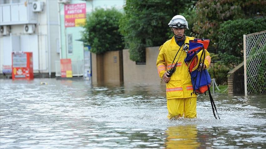 Japonya'da selde 18 kişi hayatını kaybetti