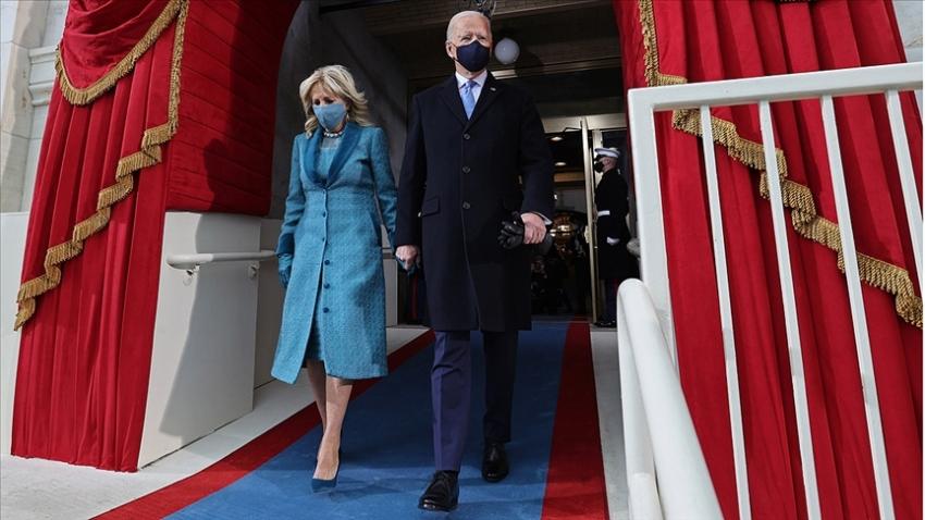 Joe Biden yemin etti