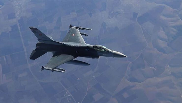 K.Irak'a hava operasyonu