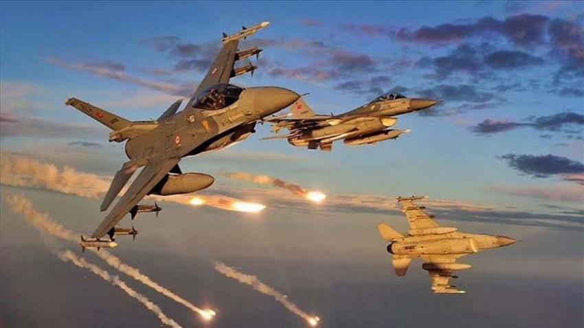 K.Irak'ta 3 terörist etkisiz hale getirildi