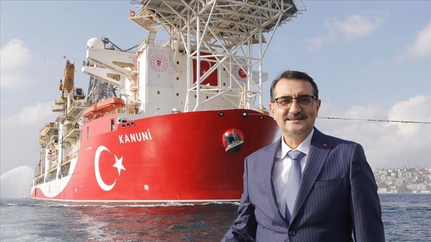 Kanuni Karadeniz'de sondaja hazırlanıyor