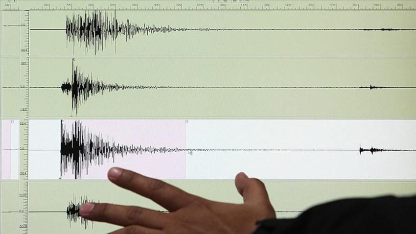 Kars'ta 4 büyüklüğünde deprem