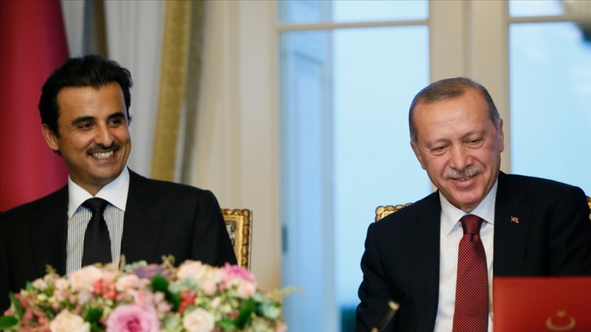 Katar Emiri yarın Ankara'da