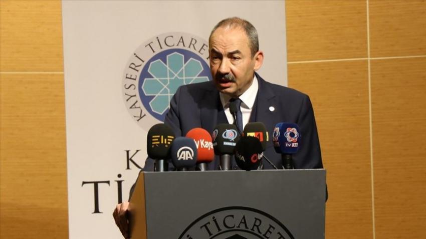 Kayseri'den yılın ilk 10 ayında 2,1 milyar dolarlık ihracat yapıldı