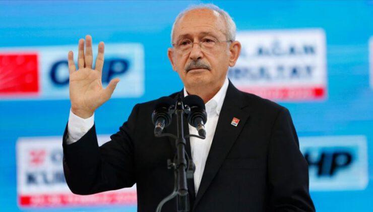 Kılıçdaroğlu CHP'nin yeniden genel başkanı seçildi