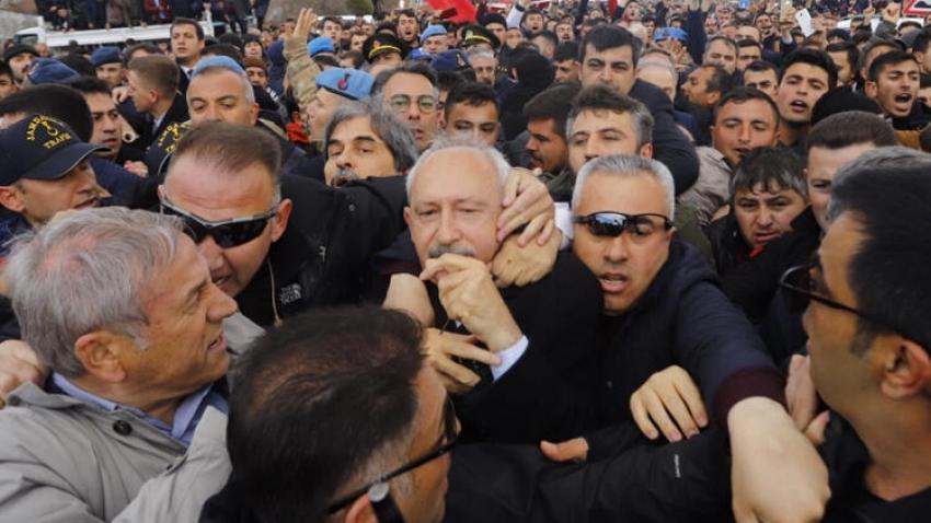 Kılıçdaroğlu'na saldırı davası görülmeye başlandı