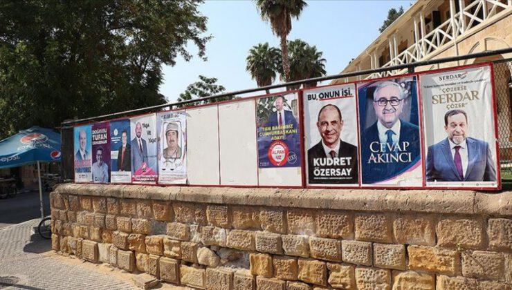 KKTC'de Cumhurbaşkanlığı'na 11 aday