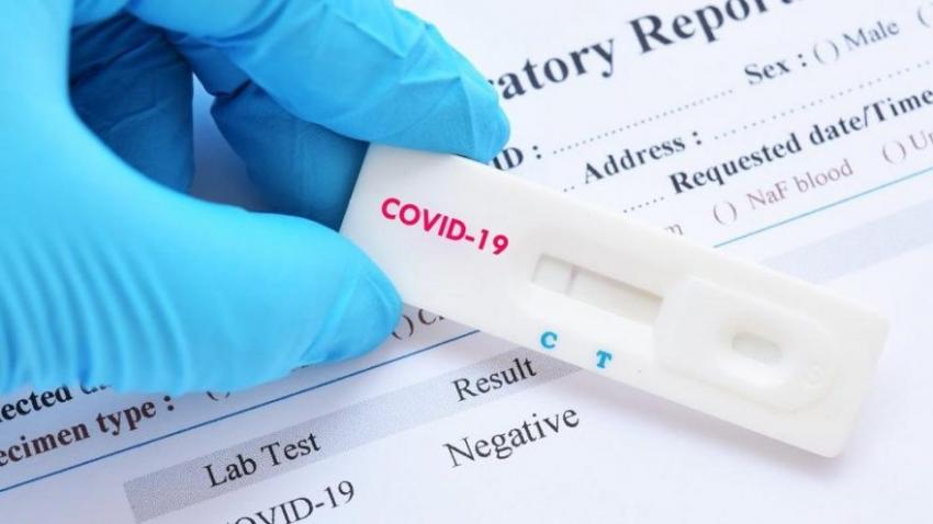 Koronavirüs testinde yeni dönem