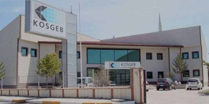 """KOSGEB'den """"tadilat"""" açıklaması"""