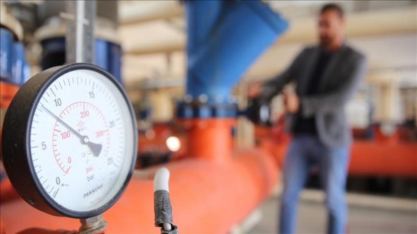 Kozaklı ilçesi, kışı 'jeotermal ısıtma' ile karşılıyor