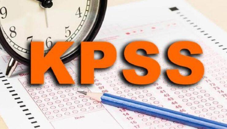 KPSS sonuçları açıklandı