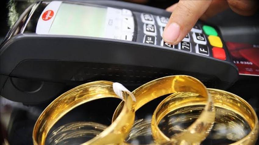 Kredi kartlarıyla kuyum alımlarında taksit sayısı 8'e çıkarıldı