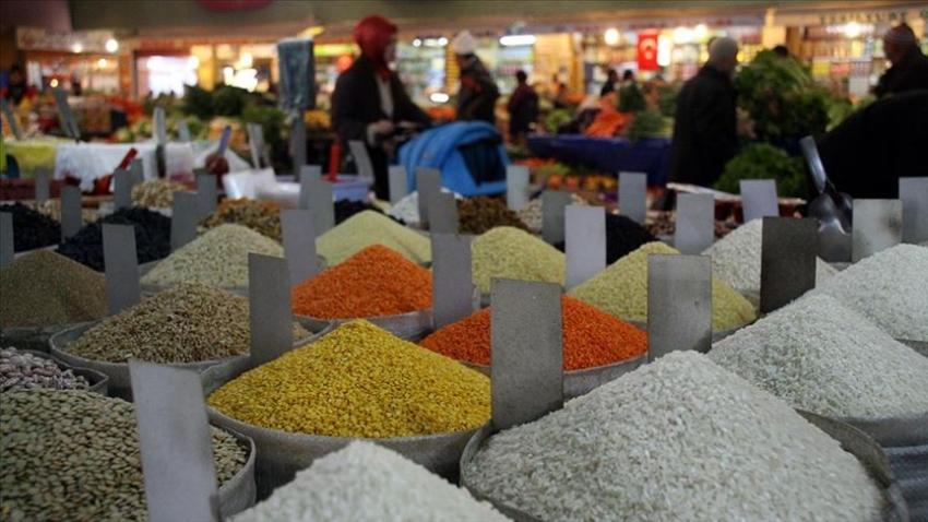 Küresel gıda fiyatları ekimde yükselmeye devam etti
