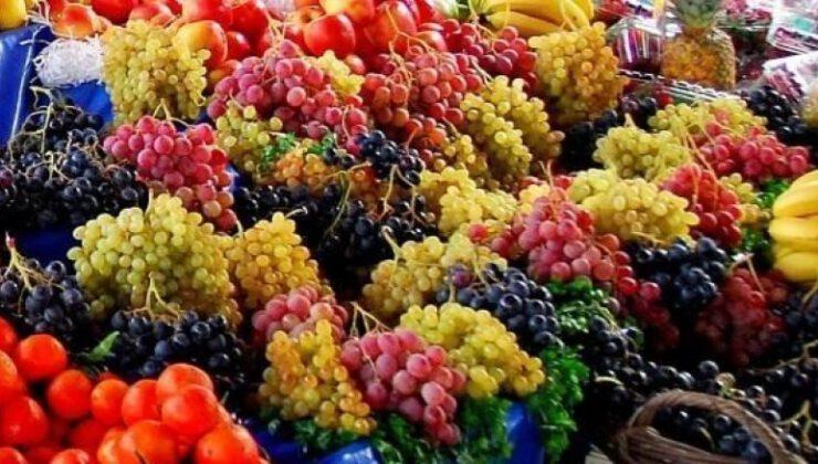 Sofralık üzümde ihracat tarihleri belli oldu
