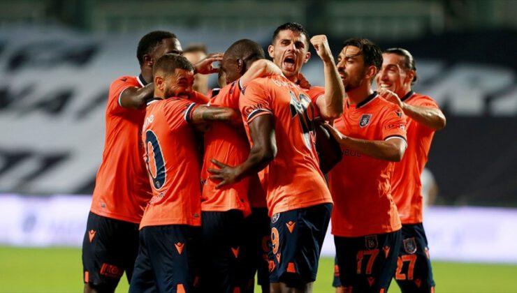 Süper Lig'in şampiyonu Medipol Başakşehir oldu