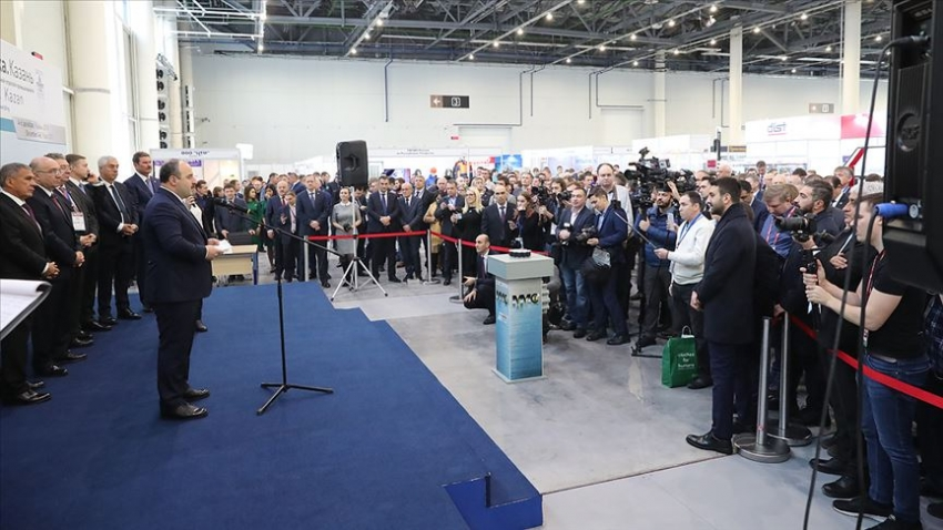 Tataristan ile ticarette 1 milyar dolar hedefi