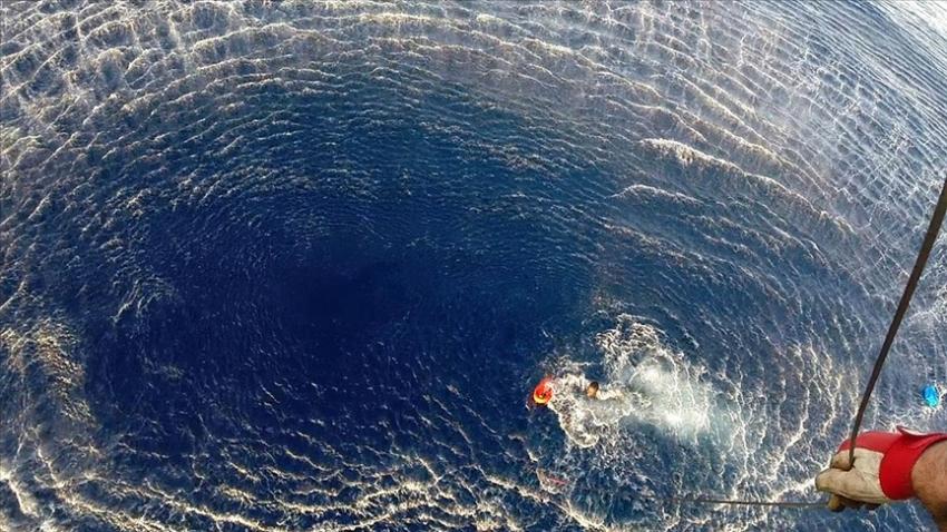 Libya açıklarında tekne faciası: 43 ölü