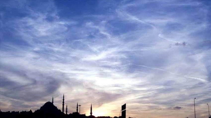 Marmara'ya parçalı ve az bulutlu hava hakim olacak