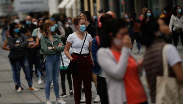 Maske takmak tüm alanlarda zorunlu oldu