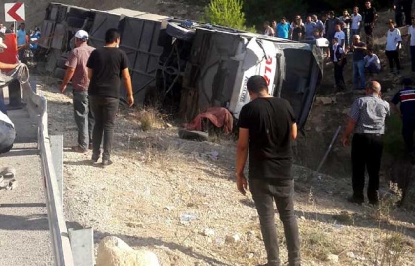 Mersin'den acı haber