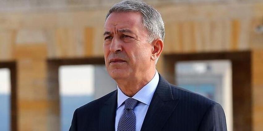 Milli Savunma Bakanı Akar'dan Azerbaycan açıklaması