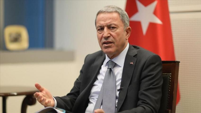 Milli Savunma Bakanı Akar: Soçi mutabakatı planlandığı gibi gidiyor
