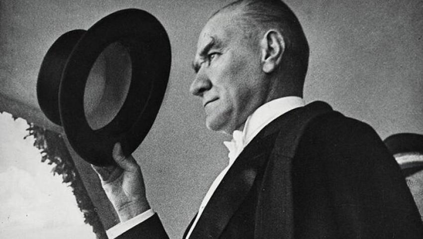 Mustafa Kemal Atatürk'ün vefatının 82'inci yıldönümü