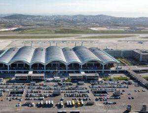 O havalimanı kargo uçuşlarına açıldı