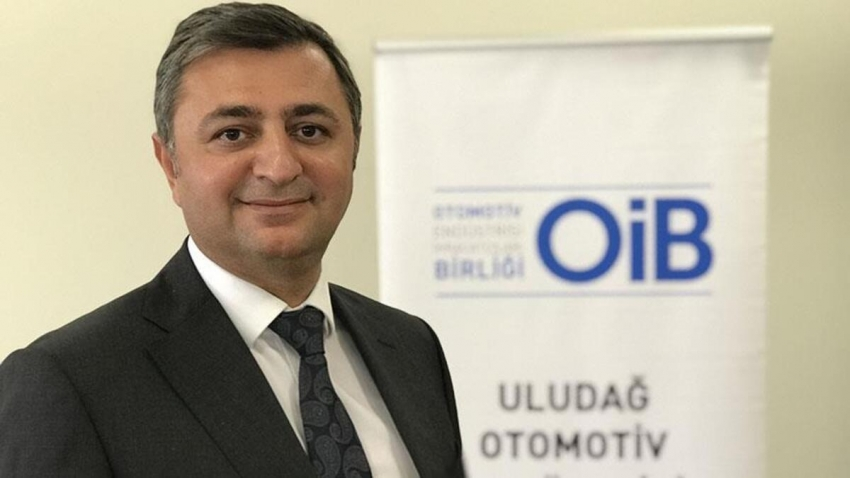 """OİB Başkanı Baran Çelik: """"Kovid-19 sürecinde elektrikli araçlara talep artacak"""""""