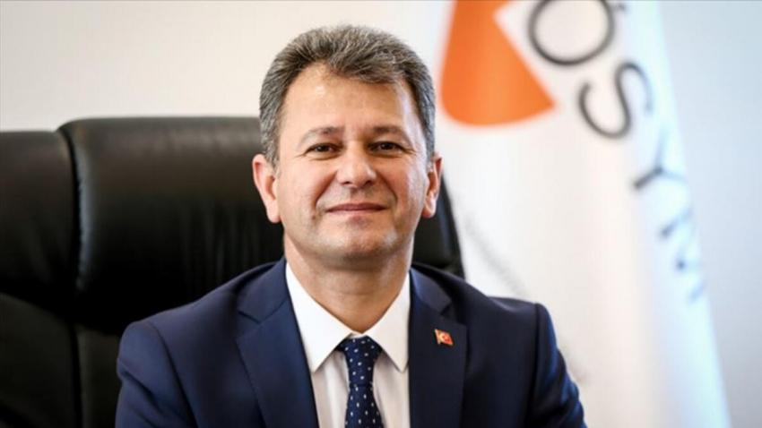 ÖSYM Başkanı Aygün'den YKS paylaşımı