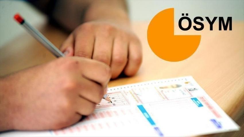 ÖSYM'den sınav yerleri açıklaması