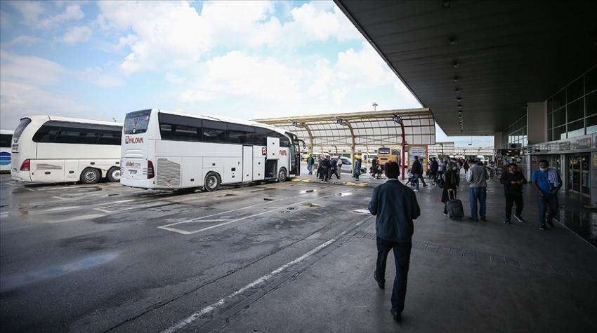 Otobüs yolcusu yüzde 60 azaldı