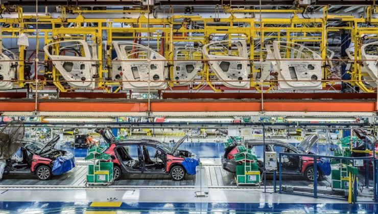 Otomobil üretimi ilk yedi ayda azaldı