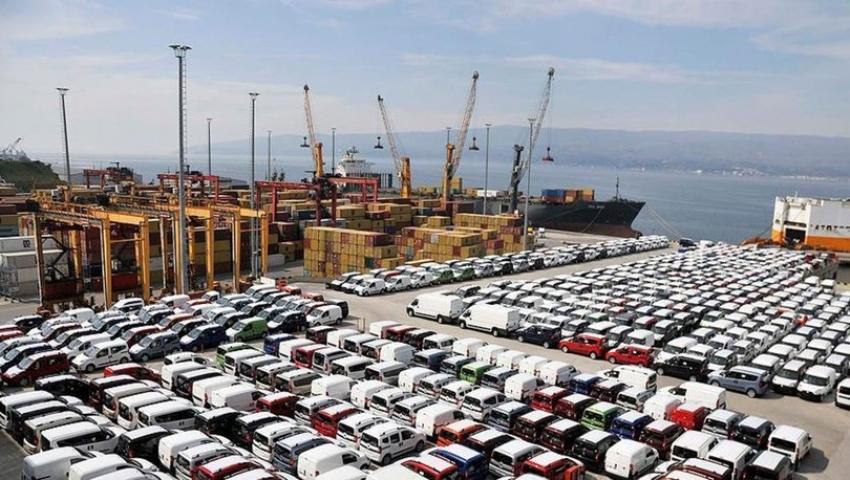 Otomotiv ihracatı BDT'ye yüzde 63, Orta Doğu'ya yüzde 43 arttı