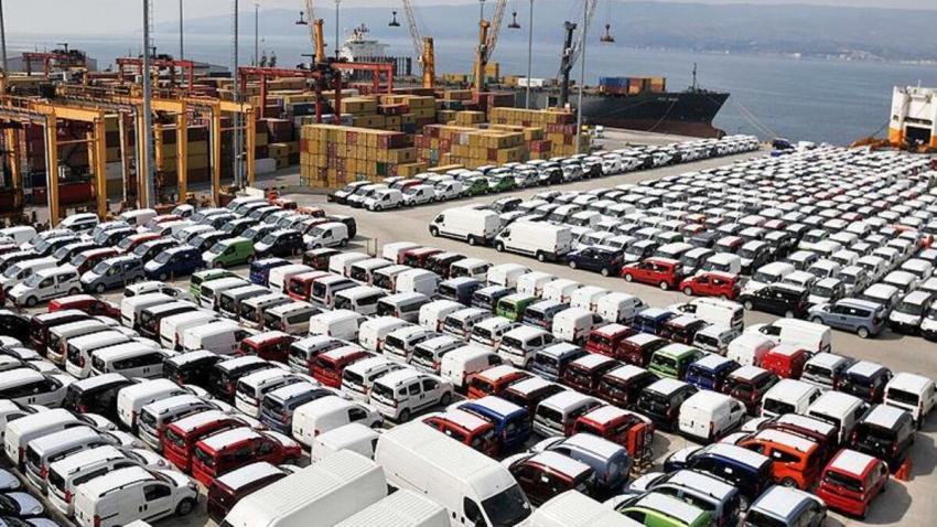 Otomotiv ihracatında virüs etkisi!