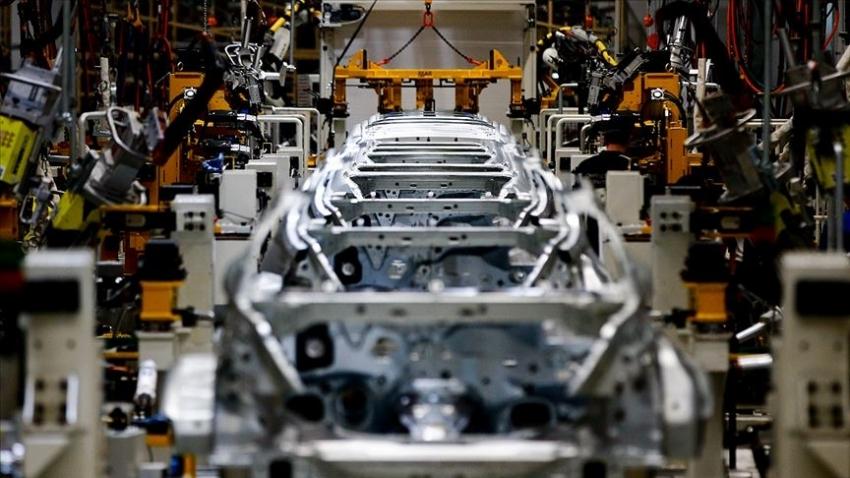 Otomotiv sanayisinin üretimi kasımda yüzde 5,4 arttı