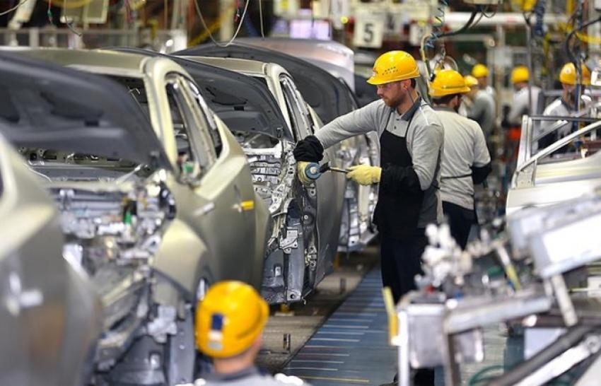 Otomotiv satışlarında yerli üretimin payı…