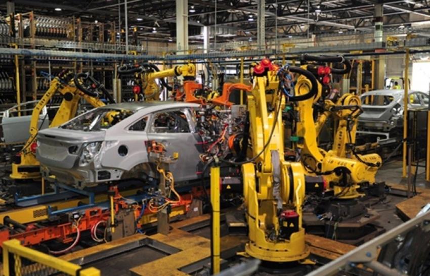 Otomotiv üretimi 10 ayda yüzde 8 azaldı