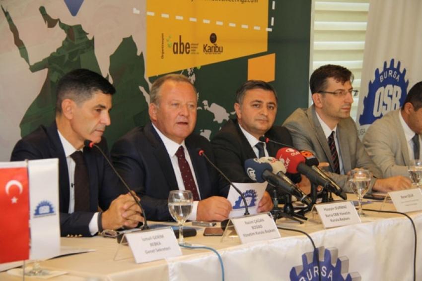 Otomotivin devleri Bursa'da buluşacak