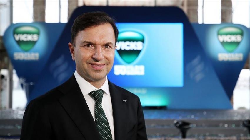 'P&G için Avrupa'nın en hızlı gelişen ülkesi Türkiye'