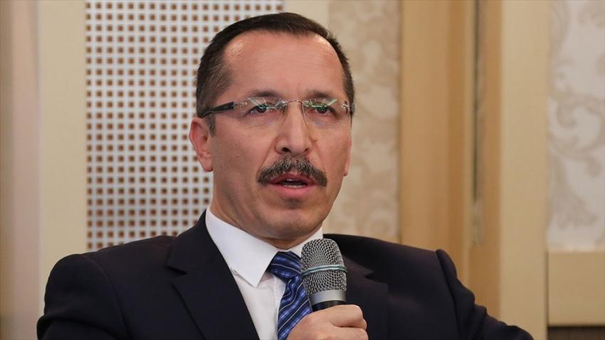 Pamukkale Üniv. Rektörü Hüseyin Bağ görevden uzaklaştırıldı