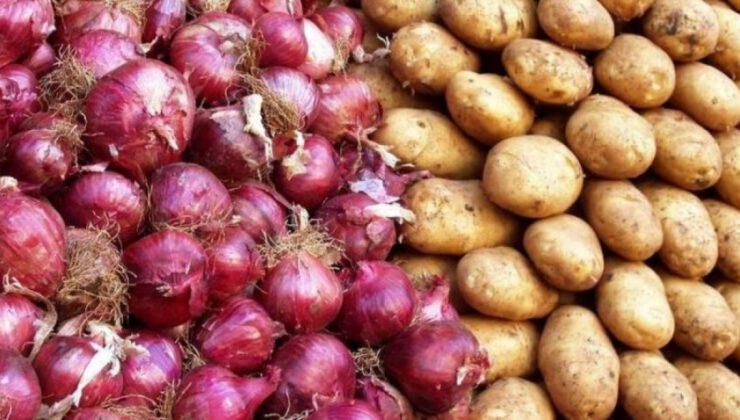 Patates ve soğan ihracatında ön iznin kaldırılması çiftçiyi güldürdü