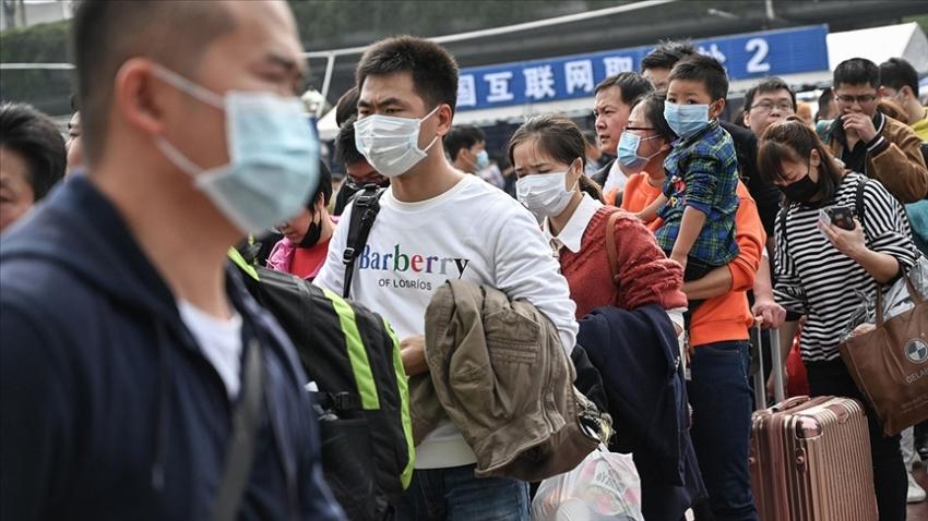 Pekin'de acil durum ilan edildi