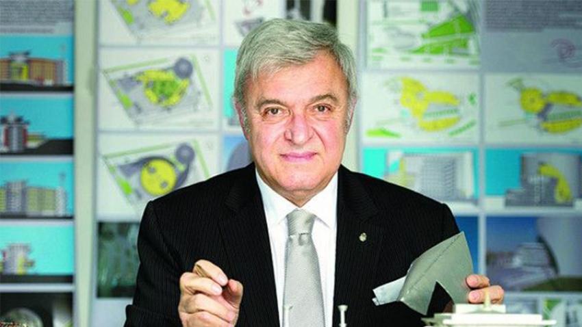Prof. Dr. Ahmet Vefik Alp hayatını kaybetti